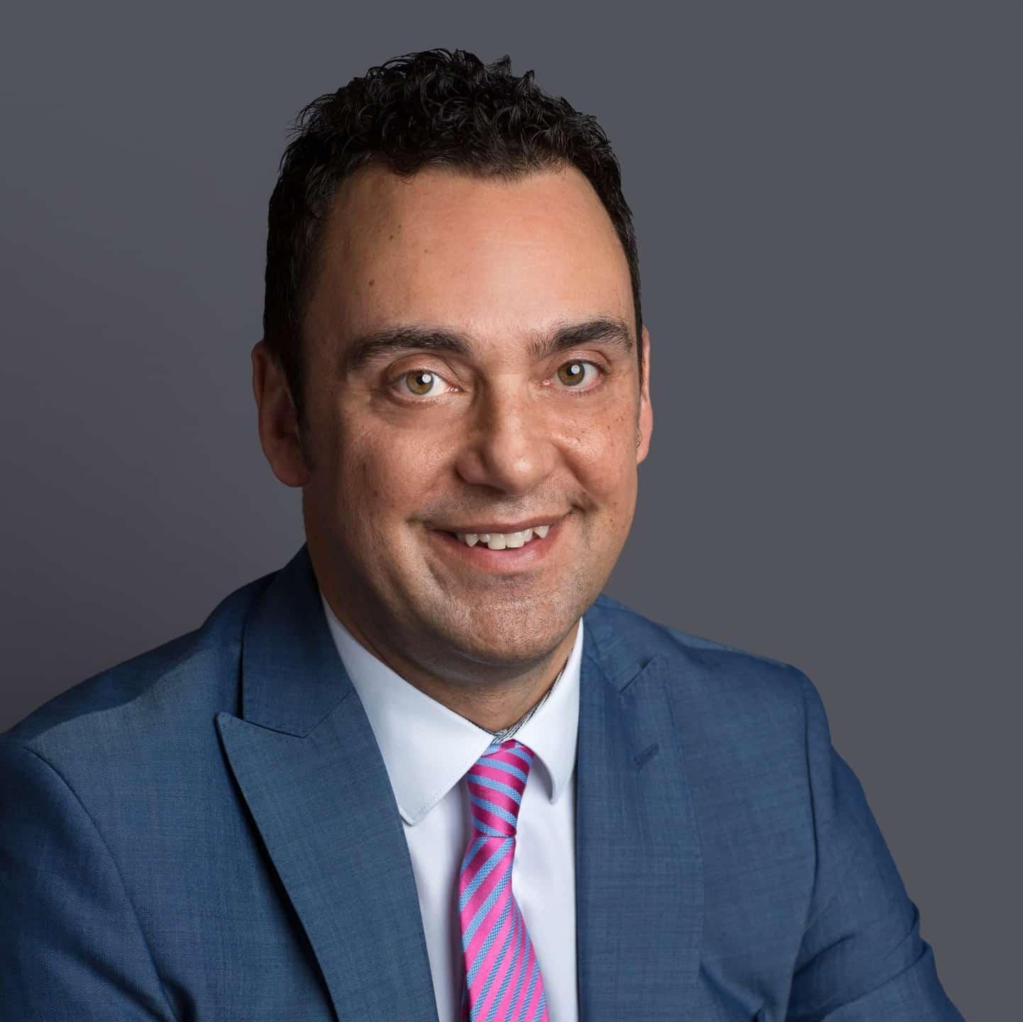 Alec Fry, manager of estate agents Brockenhurst office for Spencers New Forest.
