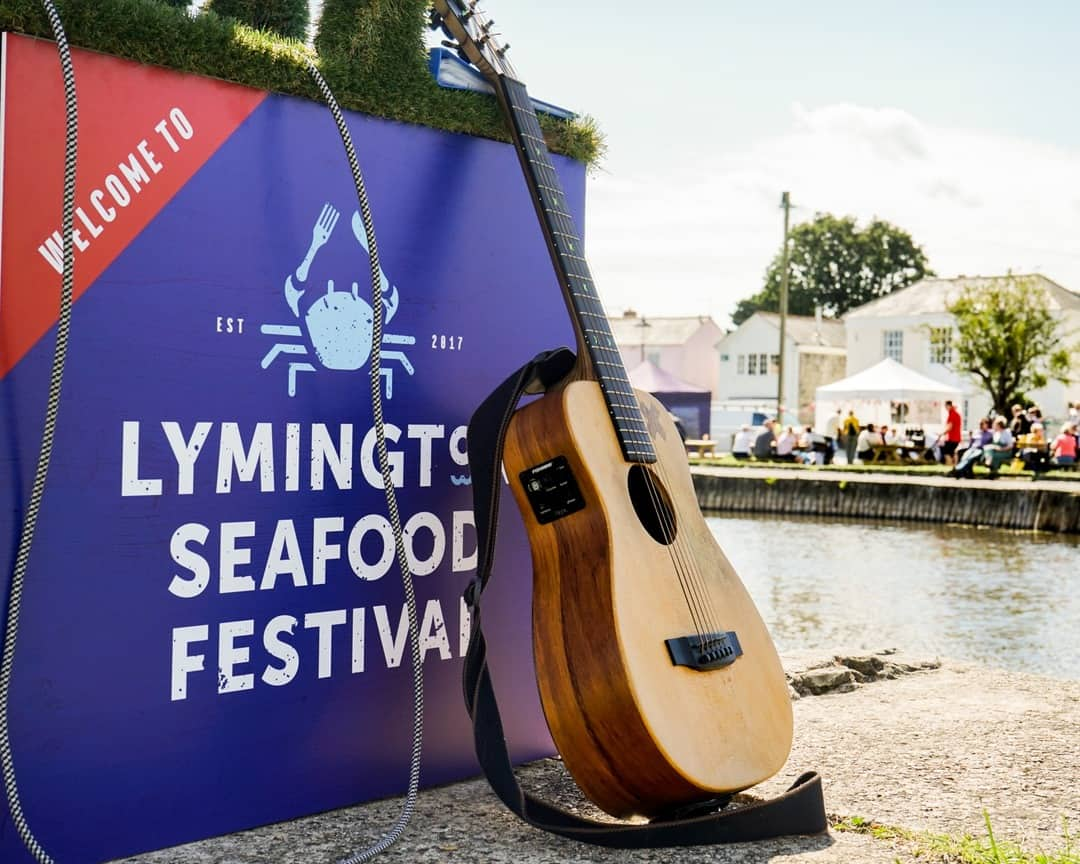 Lymington Sea Food festival